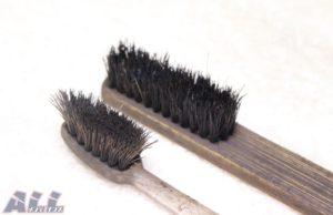 清掃ブラシ