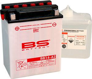 開放型バッテリー