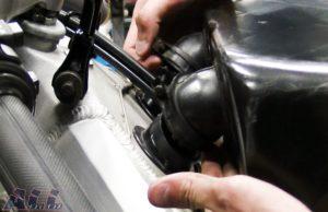 エアクリーナーボックス インシュレーター 取り外す2