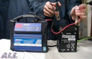 バッテリー 充電器 プラス 取り外し
