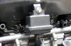 サブエアクリーナーボックス 固定ボルト 締め付け2