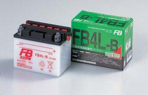 古河電池 バッテリー FB