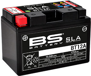 BT12A バッテリー BS