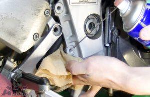 ブレーキランプスイッチ ステップホルダー タップ パーツクリーナー