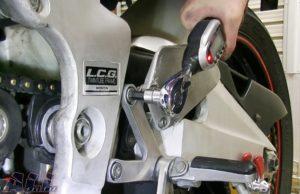 ステップホルダー 取り付け 規定トルク